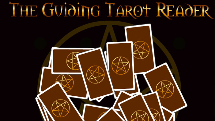 Tarot Reading Game